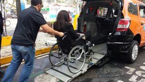 Táxi para Cadeirantes em Curitiba